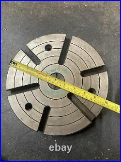 10 Face Plate for H/V Super Spacers and Rotary Indexers Milling Machine Table