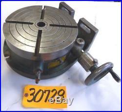 12 UVT (Troyke Type) Horizontal/Vertical Rotary Table, Nice (30728)