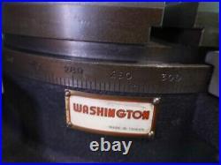 12 Washington Rotary Table, Horizontal/Vertical, Nice (31047)