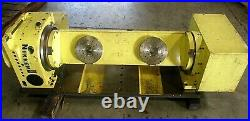 2009 Nikken Dual 5 Axis Cnc Rotary Table 5ax-2mt-200-457.2 Ka As-pictured Deal