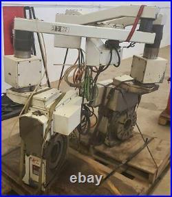 (2) 12 Kitagawa RB-300K CNC Rotary Tables