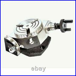 3 Rotary Table (tilting) Used In Horizontal& Vertical (3slot)