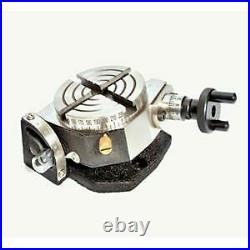 3 Rotary Table (tilting) Used In Horizontal& Vertical (4slot)