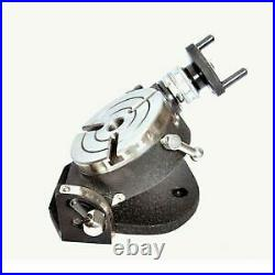 4 Rotary Table Tilting Used In Horizontal & Vertical(3slot)