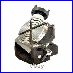 4 Rotary Table Tilting Used In Horizontal & Vertical(4slot)