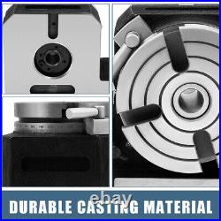 4 inch 100mm Quality Rotary Table Horizontal Vertical Model-Milling Machine