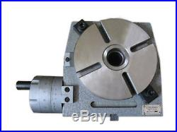 4 precision horizontal and vertical rotary table