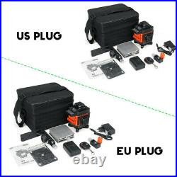 5/12/16Line 360 Rotary Green Laser Level Self Leveling Horizontal Vertical Y