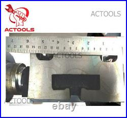 6 HV6 Precision Rotary Table Horizontal And vertical 150mm Brand New Actools