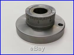 6 Precision Rotary Table, #ert-hv6, Horizontal & Vertical Tb110