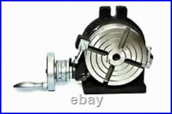 6 in. Rotary Table Horizontal Vertical 4 Slot + Item is in the US