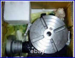 Accura-vertex Artb-008 8 Horizontal-vertical Rotary Table