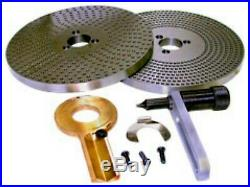 Accura-vertex Artb-008 8 Horizontal-vertical Rotary Table & Accessories Pkg