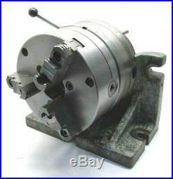 BISON 8 HORIZONTAL/VERTICAL ROTARY INDEXING SUPER SPACER with 8 CHUCK