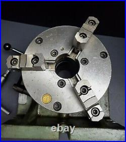 BISON 8 Horizontal Vertical Super Spacer Indexing Rotary Head Machinist Fixture
