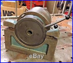 BISON Horizontal Vertical H/V Rotary Indexing SUPER SPACER 6 3 Jaw Chuck
