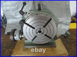 Bison 10' Rotary Table 5859-250, Horizontal/Vertical