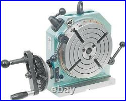 Bison-Bial 6 Type 5859 Horizontal/Vertical Low Profile Rotary Table