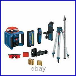 Bosch-GRL2000-40HVK REVOLVE2000 Self-Leveling Horizontal/Vertical Rotary Lase