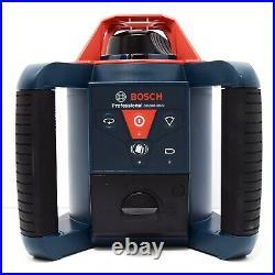 Bosch GRL900-20HVK 1000' Self-Leveling Horizontal & Vertical Rotary Laser Kit