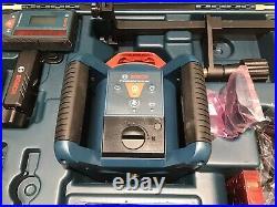 Bosch GRL900-20HVK Horizontal/Vertical Self-Leveling Rotary Laser Kit