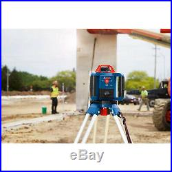 Bosch GRL900-20HVK REVOLVE900 Self-Leveling Horizontal/Vertical Rotary Laser Kit