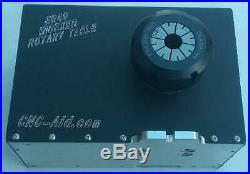 CNC ER40 Indexer Rotary Table