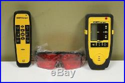 CST/Berger Horizontal/Vertical Rotary Laser Kit RL50HVCK Rotary -Self Leveling