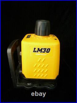 CST Berger LM30 LaserMark Manual Horizontal Vertical Rotary Laser Level