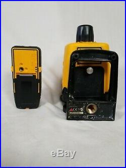 CST/Berger LM30 Lasermark Horizontal/Vertical Rotary Laser Level With LD-90