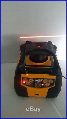 CST/Berger RL50HVCK Horizontal & Vertical Rotary Laser Kit With HardCase