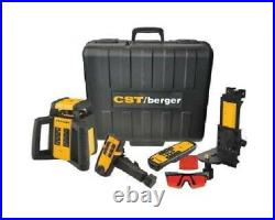 CST/berger RL50HV Horizontal & Vertical Rotary Laser with Receiver