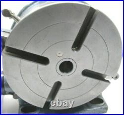 Clean! Yuasa 6 Horizontal / Vertical Rotary Table #550-046 Free Shipping
