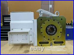 Complete New B170 4TH Axis Rotary Table with Panasonic Servo Motor and Drive