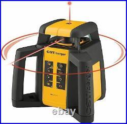 Cst/berger Rl25hvck Horizontal/vertical, Interior/exterior Rotary Laser Complete