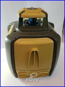 DEWALT Dw0772 Topcon RL-H4C Vertical Horizontal Long Range Leveling Rotary Laser