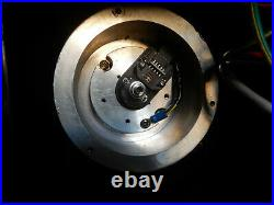 Fadal 4th Axis Rotary Table Indexer Upgraded Optical Encoder & Servo Controller