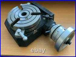 Faulty Rotary Table 4 / 100mm Hv4 Horizontal / Vertical Needs Repairing