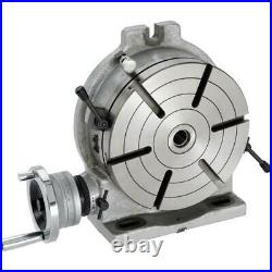 Grizzly G9299 10 Horizontal/Vertical Rotary Table Yuasa Type