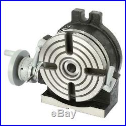 HV6 6 Inch Horizontal & Vertical Rotary Working Table Mill & Drill Machine HighQ