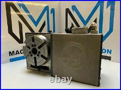Haas Hrt-160 4th Axis Rotary Table For Vf Cnc Mills Hrt Fourth