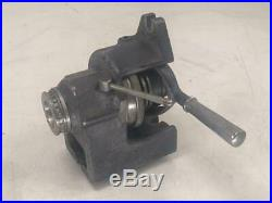 Hardinge HV-4 5C Collet Indexer Rotary Spin Indexing Fixture Vertical Horizontal