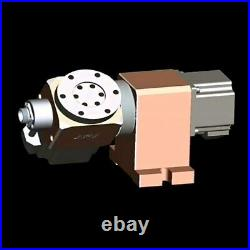Harmonic Drive Reducer CNC 4th 5th A B Rotary Axis Speed Reducing Ratio 501