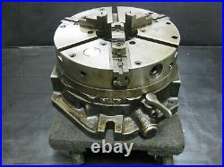 Hartford Cushman Special Super Spacer 12 Rotary Table Vertical & Horizontal