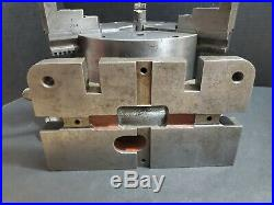 Hartford USA 8 Super Spacer Horizontal Vertical Rotary Table Machinist Fixture