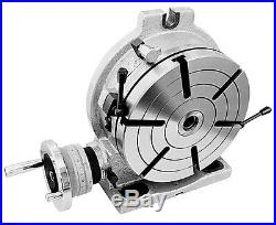 Horizontal & Vertical Rotary Table 10 NEW Milling Drilling Boring