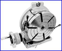 Horizontal & Vertical Rotary Table 8 NEW Milling Drilling Boring