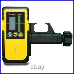 Horizontal and Vertical Rotary Laser SitePro SLR200HV-G GREEN BEAM NEW