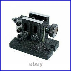 Hv6/150mm Rotary Table Horizontal & Vertical With Double Bolt Tailstock