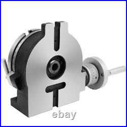 Indexing Plate Rotary Table 6 in Horizontal Vertical Model Milling Machine